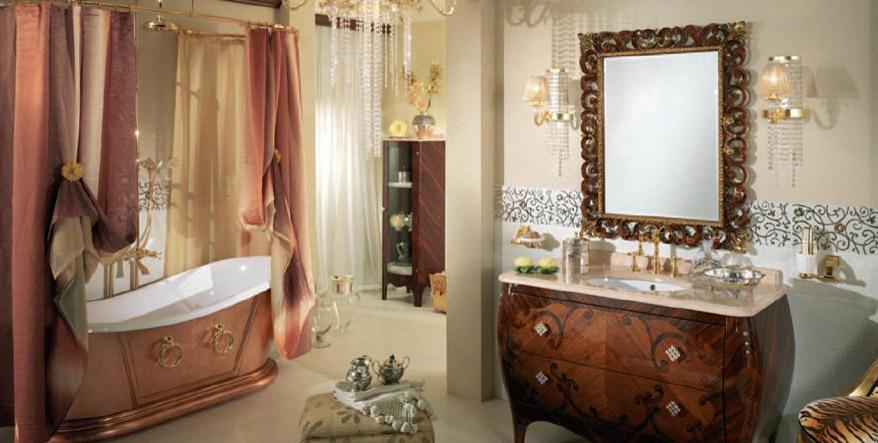 Arredo bagno mobili bagno matteo pistorio srl catania sicilia mobili bagno classici e - Mobili da bagno classici ...