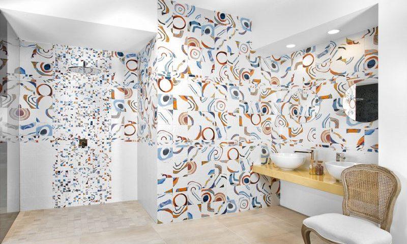 Kandisky // Ceramiche del Conca | Matteo Pistorio srl